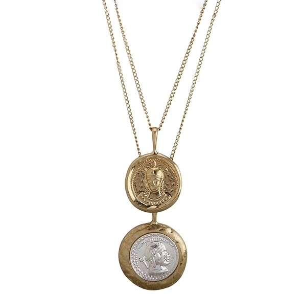 lant pandantiv moneda