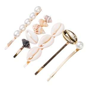 agrafe par scoici si perle