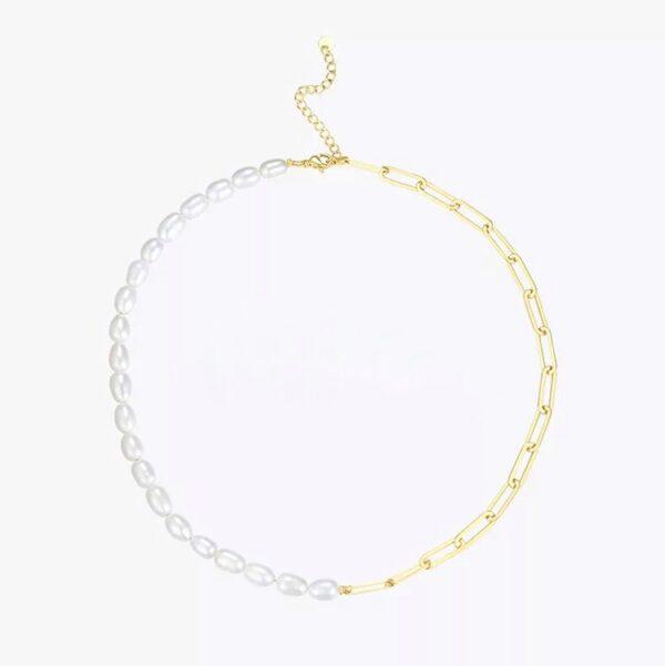 colier perle naturale si zale